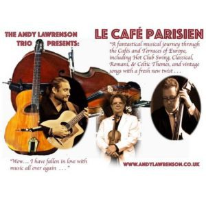 Andy Lawrenson Trio