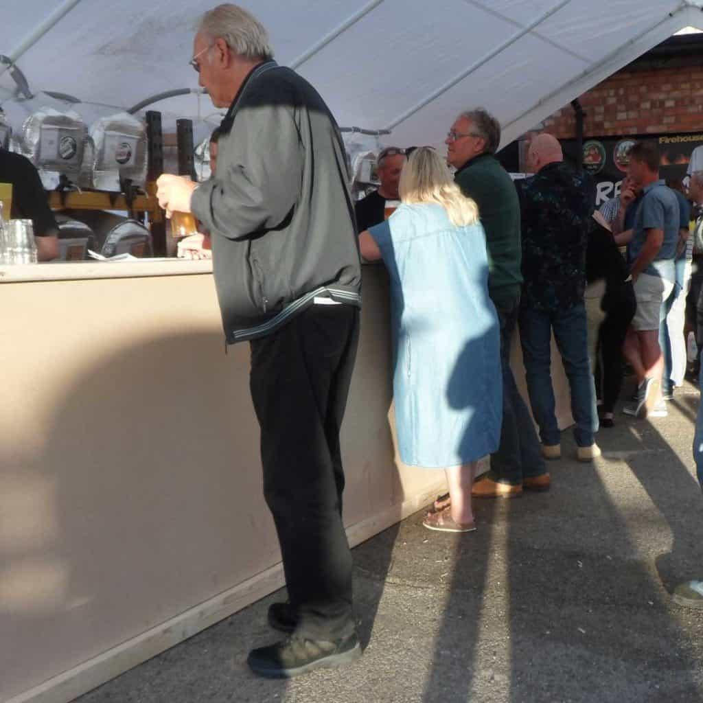 Beerfest-gas-lamp