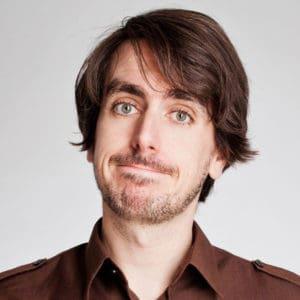 Darren Walsh comedy night 17