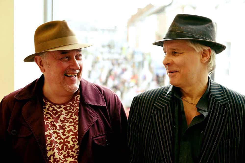Ian Parks & Mick jenkinson