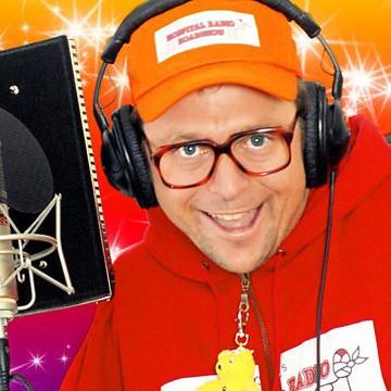 Ivan Brackenbury comedian