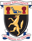 Louth Town Council coat of arms