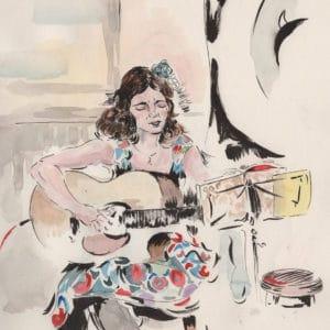 Lisa Marie Glover musician