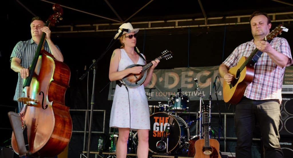 Vera Van Heeringham Trio- copyright Chris Smith