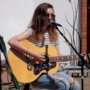 Acoustic at Spout Yard, Louth © Chris Smith