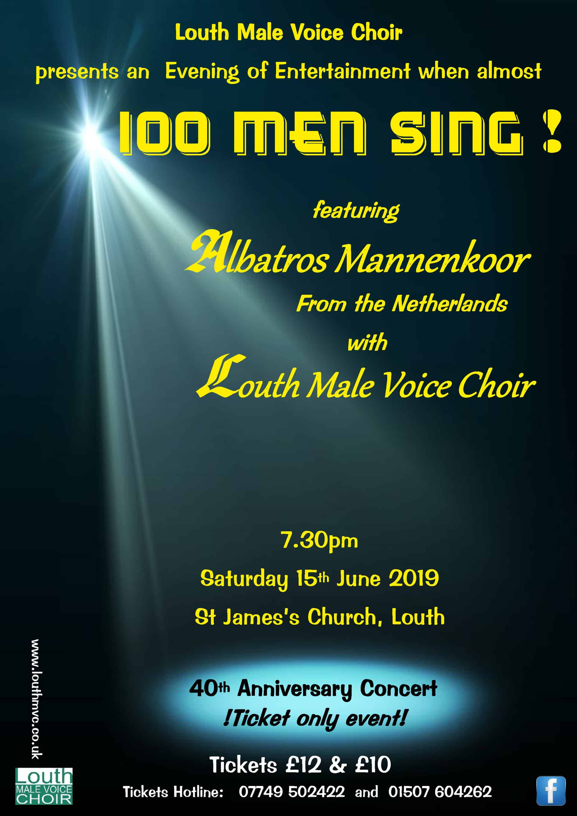 albatross male voice choir