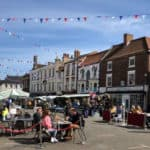 cafe culture in Louth