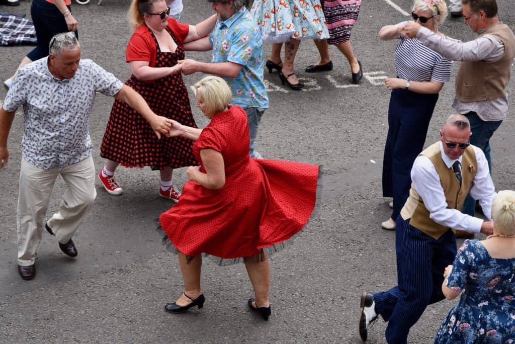 vintage day Louth