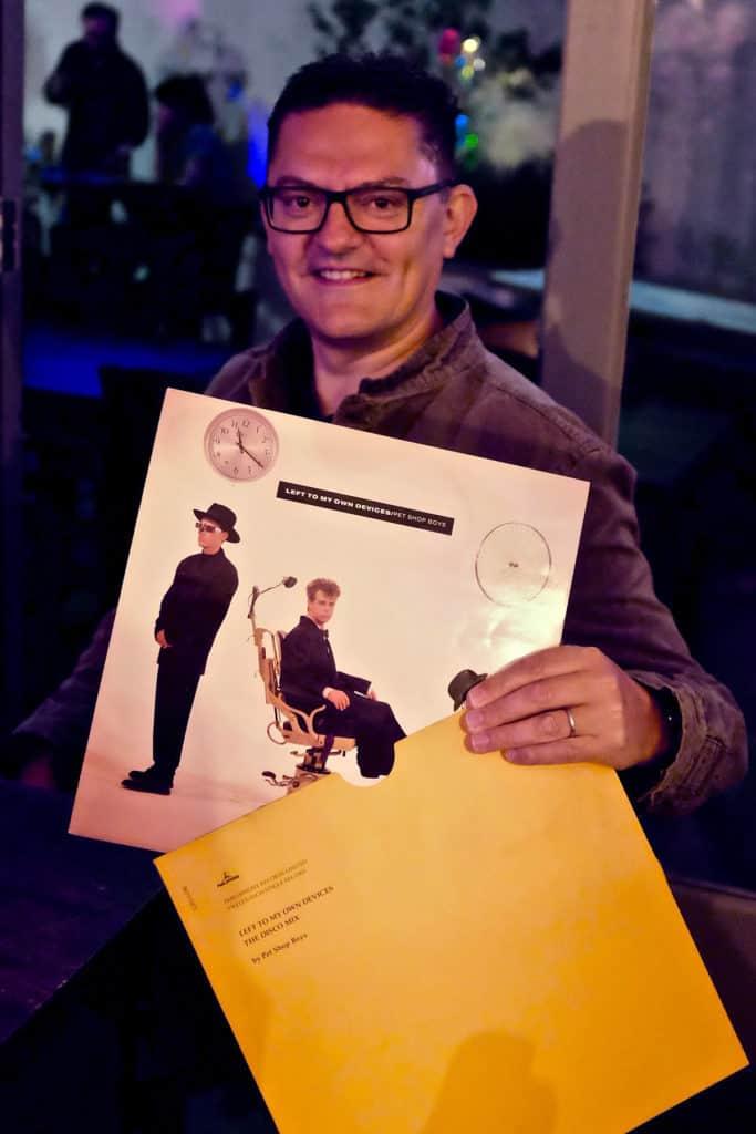 Vinyl Night © Christopher Smith