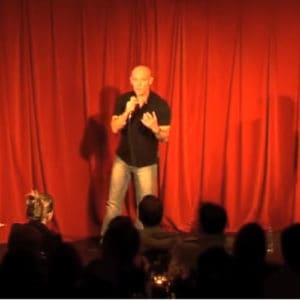 comedy night at Louth