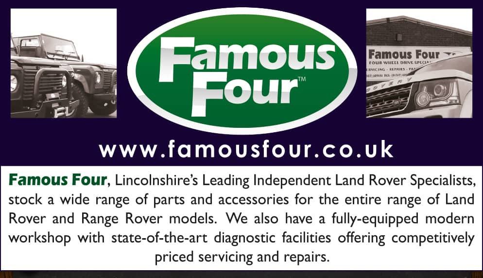 Famous Four Louth