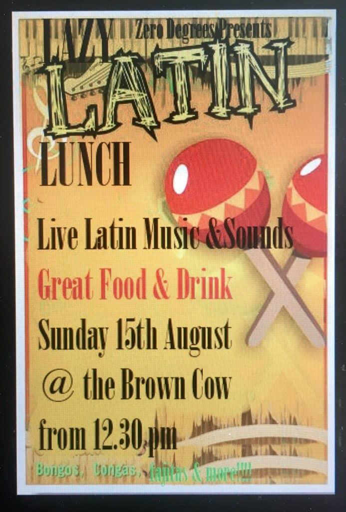 Latin Lunch