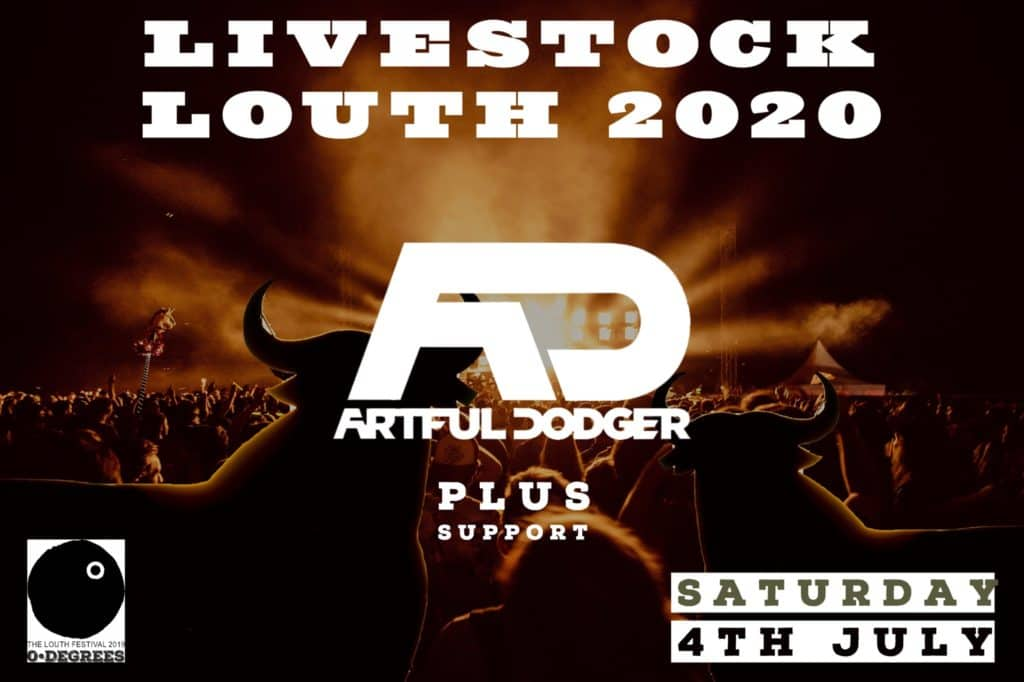 Live stock festival Louth