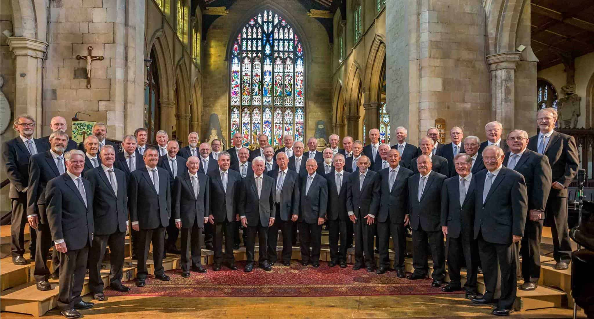 Louth male voice choir