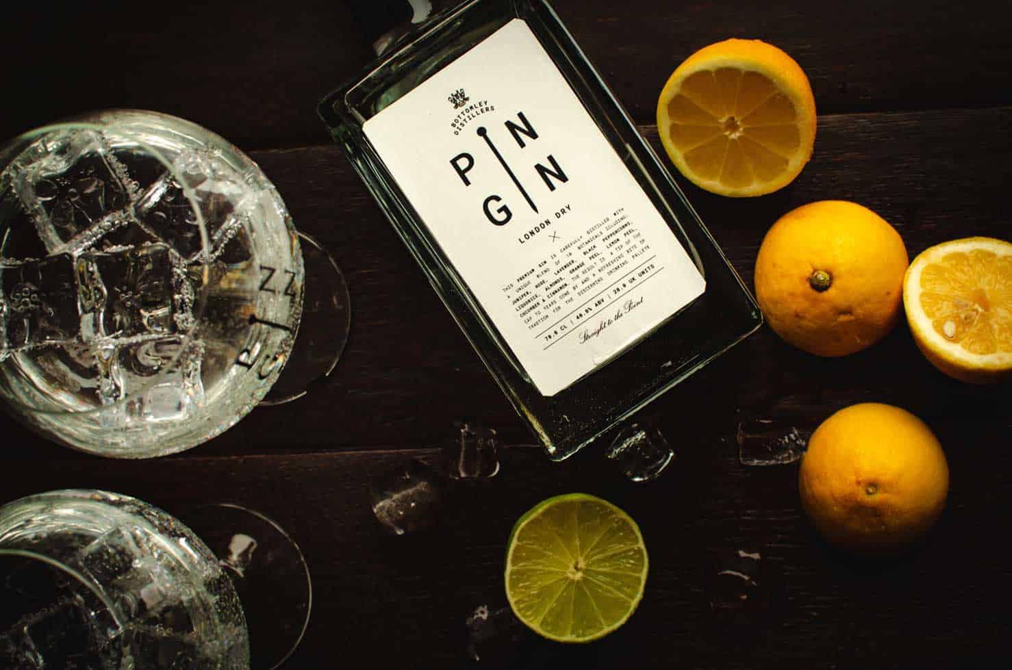 Pin Gin