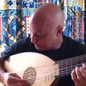 robert foster lute player
