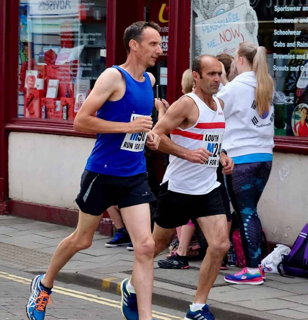 Run for life, Louth © Chris Smith