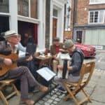 Sunday Cafe Culture