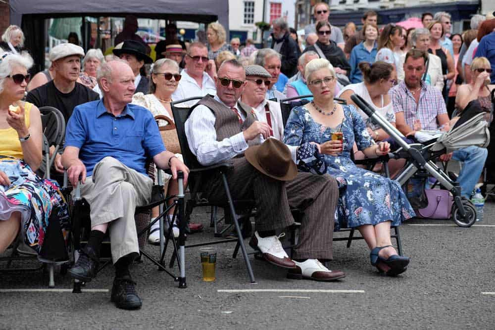 Vintage Day in Louth© Chris Smith