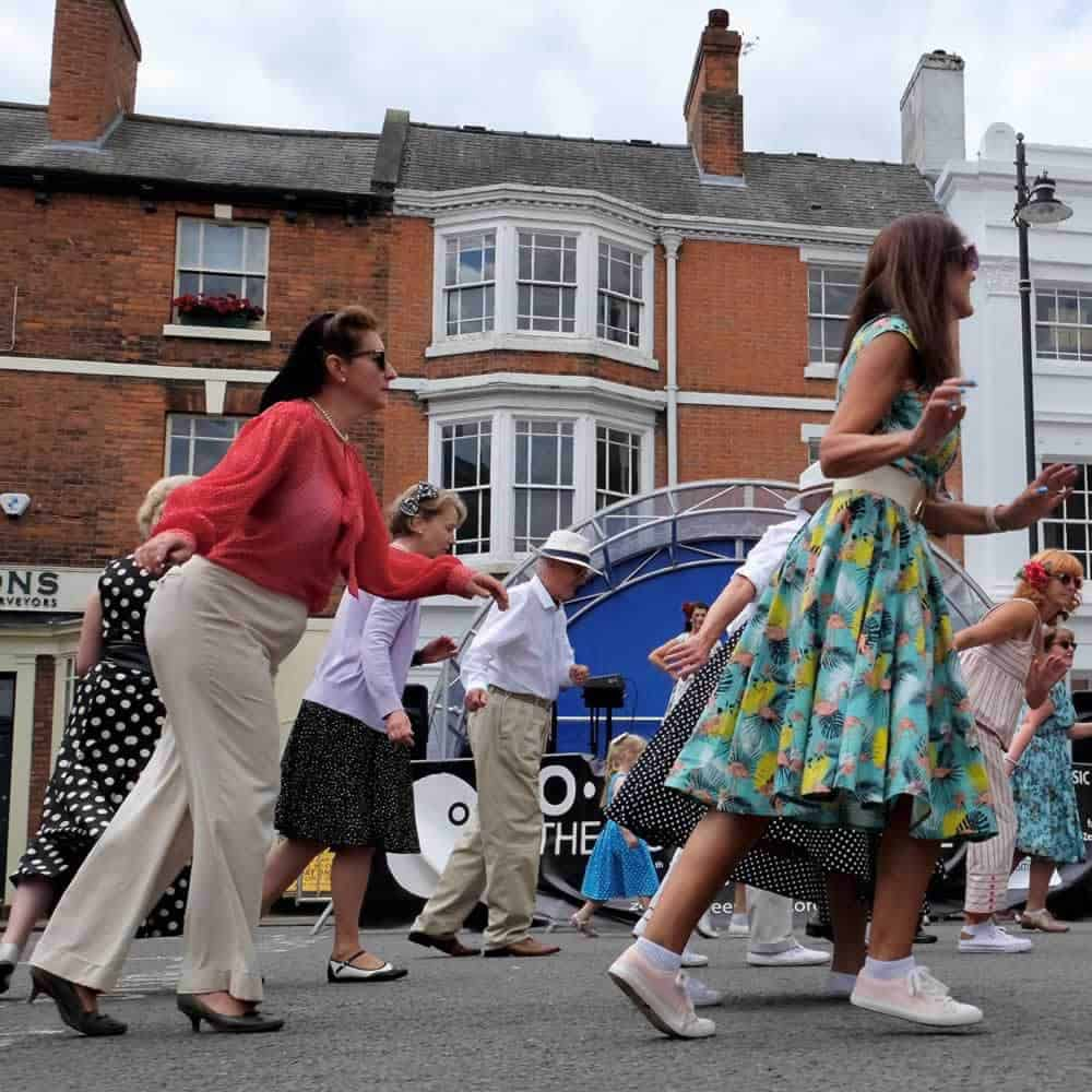 Vintage Day, Louth © Chris Smith